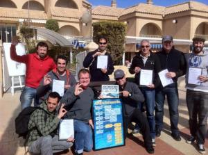 Hispania Diving, Spain #CITES4SHARKS